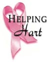 Helping Hart Fundraising Website.