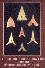 metal arrow points
